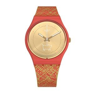 Swatch Gem Of New Year GZ319 Watch.